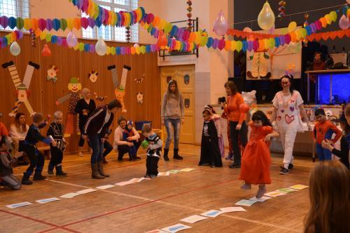 Detský karneval 14.02.2020